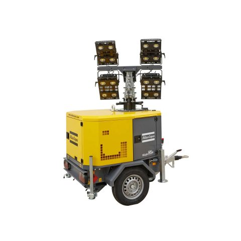 atlas copco LED-Lichtmast HighLight H5+