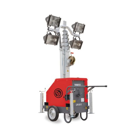 Mobile Lichtmasten – Chicago Pneumatic
